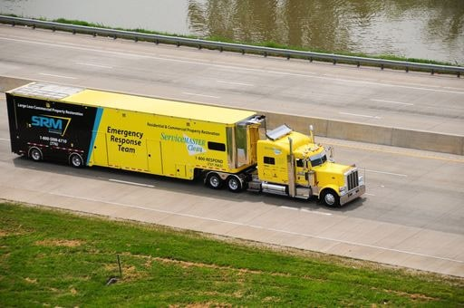 ServiceMaster by LoveJoy Truck