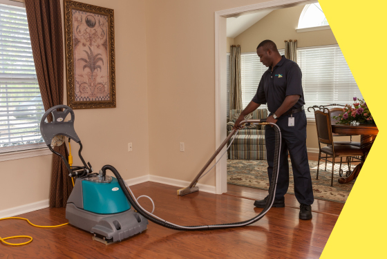 Cleaning by ServiceMaster by Lovejoy