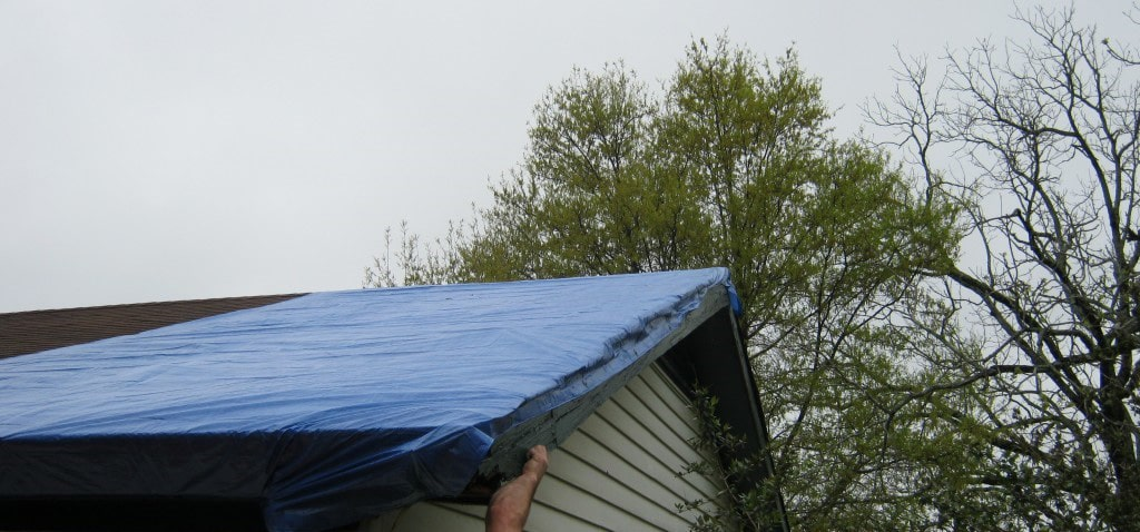 You are currently viewing Repair Tree Damage To Home Sandy Springs, Stone Mountain, and Atlanta