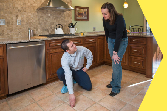 Tile and Grout Cleaning Services in Roswell and Conyers, Georgia