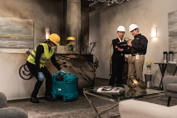 Proper Fire Damage & Water Damage Reconstruction in Atlanta & Surrounding Areas