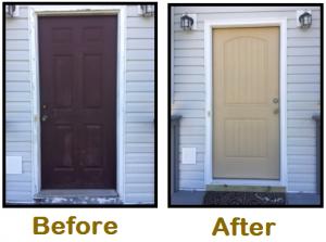 Let Us Restore Your Door