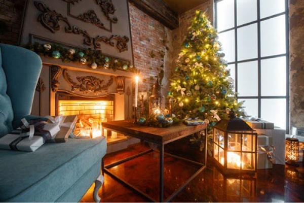 Winter Holiday Fire Safety Tips in Atlanta, Georgia