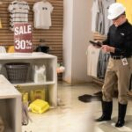 Water damage can cause mold growth