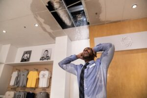Read more about the article What to Do If You Find a Leak in Your Commercial Building